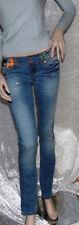 Stonewashed L32 Damen-Jeans mit 36 Hosengröße