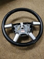 Holden VY VZ Leather steering wheel satin spokes ss berlina calais