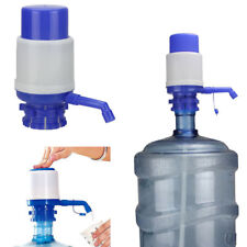 5 Gallon Bottled Drinking Water Hand Press Manual Pump Dispenser Jug Home Office