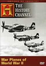 Empires of Industry: War Planes of WWII (2005, DVD NIEUW) DVD-R