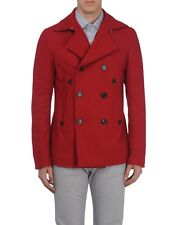 Cappotto DSQUARED2 tg.46 -NEW-  SALE -55% coat wool jacket giacca in lana DSQ2