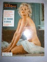Ancien Magazine FOLIES DE PARIS ET DE HOLLYWOOD #334 Charme Vintage