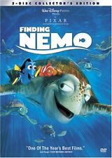 Finding Nemo (Two-Disc Collector's Edition) [Dvd] New!