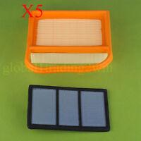 5 Set Air Filter for Stihl TS410 TS420 TS 420 TS 410Concrete Cutoff Chop Saw