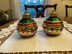 Ornament Salt and Pepper Shakers by HollyTree