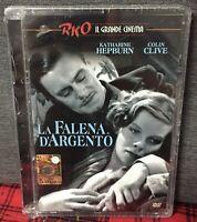 La Falena D'Argento 1933 DVD Hepburn Jewel Raro Custodia nn Perfetta Come Foto