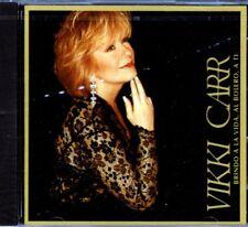 Vikki Carr  Brindo a la Vida,al Bolero a Ti   BRAND  NEW SEALED CD