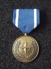 (A46-02) NATO Einsatzmedailie  Yugoslavia Orden