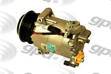 A/C Compressor-GAS Global 6513195 fits 2014 Ford Fiesta 1.0L-L3