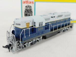 Atlas 8227 Bangor & Aroostook GP7 Diesel Engine RD#570 HO