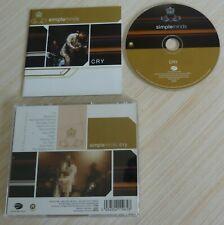 CD ALBUM CRY SIMPLE MINDS 12 TITRES 2002
