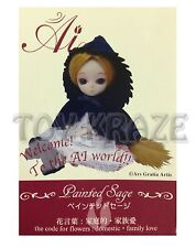 JUN PLANNING AI BALL JOINTED DOLL PULLIP GROOVE INC NEW - PAINTED SAGE Q-707
