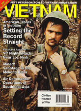 VIETNAM Magazine August 1998 - 5 new copies