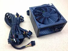 875W Modular ATX Power Supply Silent 12CM Fan 800W 850W