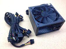 875W Modular ATX Power Supply Silent 12CM Fan 800W 850W
