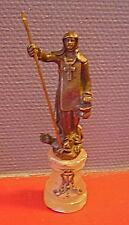 STATUETTE EN BRONZE représentant SAINT GEORGES terrassant le DRAGON 19è siècles