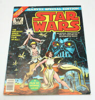 STAR WARS #1 Marvel Comics 1977 Comic Book Special Edition Oversized 5.5  FINE -