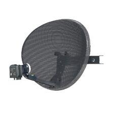 60cm piatto SKY zona 1 + Hybrid LNB per adattarsi SKY Q - 6-uscita 2 x a banda larga, 4 X Quad