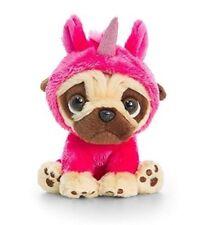 Keel Toys Pugsley 20cm Unicorn Pug Dog - Large Cuddly Soft Teddy Sf1227