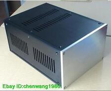 NEW Aluminum DIY amplifier PSU chassis  Enclosure / preamp case / Power amp box