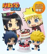 NARUTO Sasuke Petit Chara Cake Figure Jump Festa 2015 Limited ver Japan