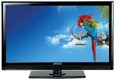 "19"" LED LCD Full HDTV 1080P TV/Fernsehen 12V Netzkabel betrieben AC/DC Auto/Wohnmobil/Boot"
