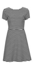 Marks and Spencer Women's Short Sleeve Scoop Neck Skater Dresses