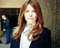 Stacey DOOLEY TV Presented Journalist SIGNED Autograph 10x8 Photo 3 AFTAL COA