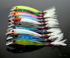 ★Max Minnow 90mm 7.2g señuelos de pesca tipo rapala hard fishing lures rap★