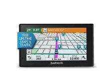 "Garmin DriveSmart 50LMT 5"" GPS w/ Bluetooth Lifetime Updates NEW 010-01539-01"