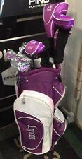 Lynx Donna Grafite Completo Golf Set include borsa per carrello Mano Destra Nuovo di Zecca