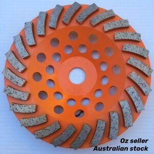 Medium Bond 35# 7inch Cup Wheels For General Purpose Grinding