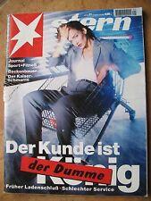 Stern Magazin Zeitschrift, JG 1996, einzelne Hefte