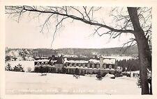 C9/ Ste. Adele En Haut Quebec Canada c30s Photo RPPC Postcard Chanteceler Hotel