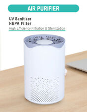 Air Purifiers With Hepa Filter Uv Sanitizer for Bedroom Large Room Office