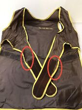 Pine Ceek Lead Apron Good Condition Made In USA 36x28inches 8lbs