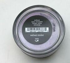 BAREMINERALS Eyecolor ~ Velvet Violet ~ 0.02oz/0.57g Mini ~ NEW