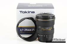 Tokina per Canon EF AT-X 12-28mm f/4, 0 PRO DX-SNR: 9110261