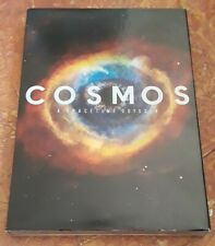 """""""Cosmos: A Spacetime Odyssey"""" 4-disc set DVD Brand New Factory Sealed 2014"""