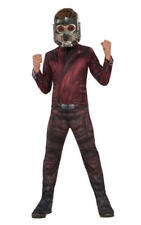 Official Rubie's Guardians of The Galaxy 2 Starlord Childs Costume Medium 5-7