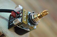 CTS Phase Shift Push/Pull Potentiometer - Epiphone Les Paul Pro Unique Upgrade