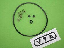 "VTA Gasket SET for SEIKO 6138-0040, 6138-0049 ""BULLHEAD"" + Pusher SPRINGS"