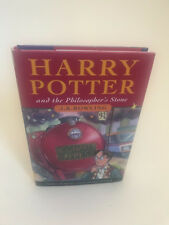 Harry Potter and The Philosophers Stone 1st edition UK 40th printing JK Rowling