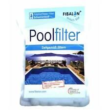 FIBALON Pool - Innovatives Filtermaterial für Sandfilter und Kartuschenfilter