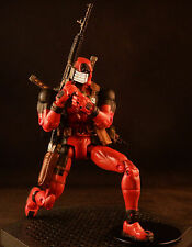 CUSTOM MARVEL LEGENDS Series VI 6 DEADPOOL - WEAPONS ACCESSORIES UPGRADE PACK 9