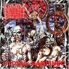 NAPALM DEATH - UTOPIA BANISHED  CD NEU