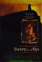 SWEPT FROM THE SEA MOVIE POSTER Original DS Mint 27x40 RACHEL WEISZ1997 Film