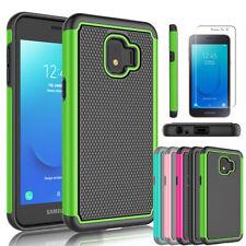 For Samsung Galaxy J2 Core/Dash/J260/Shine Phone Case Cover W/ Screen Protector