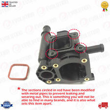 VAUXHALL ASTRA H MK5 04 > 1.6 1.8 THERMOSTAT HOUSING COVER FITS 55577073 5535331