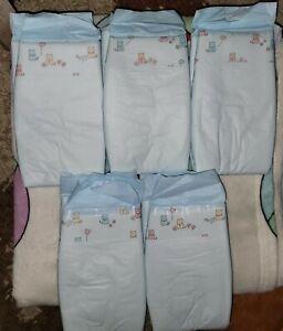 Vintage Plastic Diapers